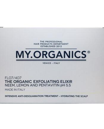my organics my scalp exfoliating elixir6x6ml