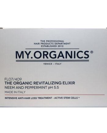 my organics my scalp revitalizing elixir 6x6ml