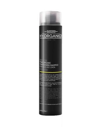 my organics thickening shampoo