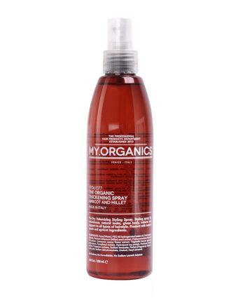my organics thickening spray