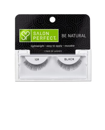 SALON PERFECT EYELASHES # 109 – BLACK
